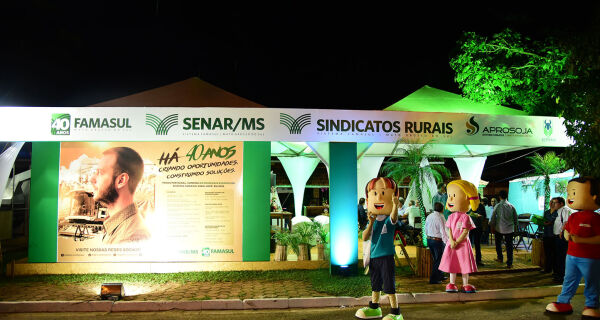 Expogrande 2018: Senar/MS realiza quatro oficinas gratuitas no dia 7