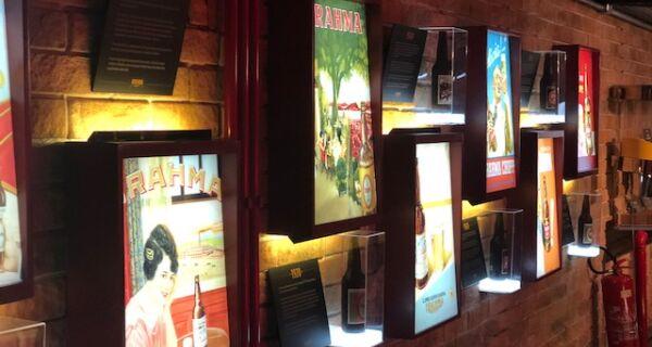 Carreta da Brahma na Exporande tem até museu da cerveja