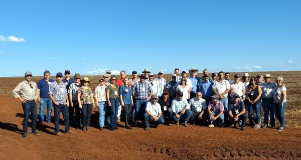 Brangus Forte inicia suas atividades em dia de campo na Fazenda Sapé Agro