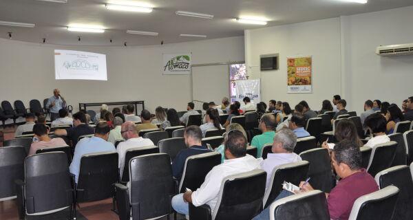 16º Simpósio Sul-Mato-Grossense de Ovinocultura fala sobre genética e aumento de produção