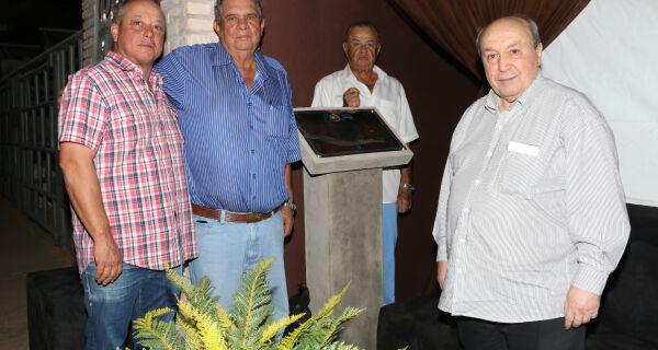 Pavilhão da Expogenética recebe nome de Arthêmio Olegário na Expogrande