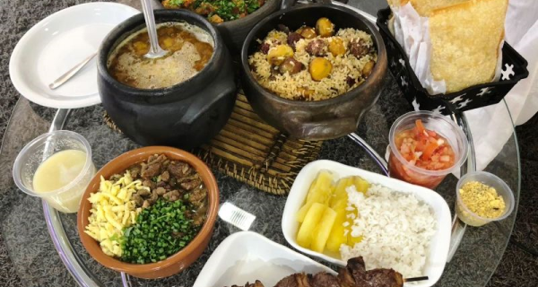 80ª Expogrande reúne o melhor da gastronomia regional