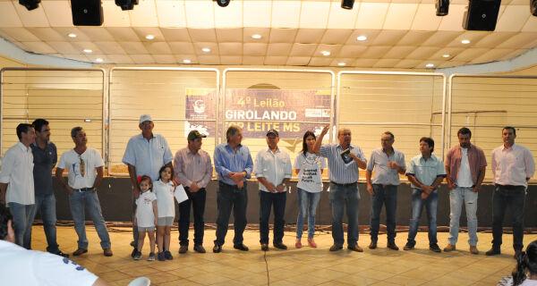 Associação premia campeões da 16ª Exposição Ranqueada da Raça Girolando