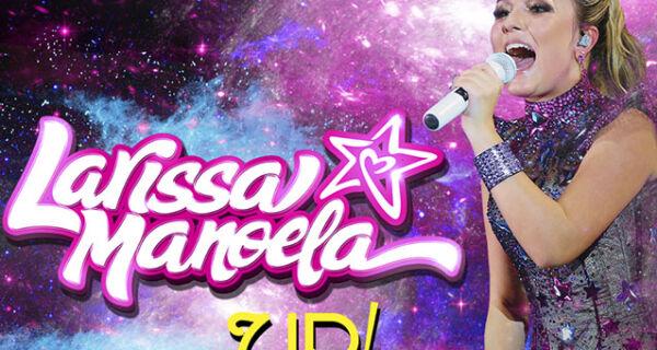 Expogrande traz hoje show de Larissa Manoela pela primeira vez a Campo Grande