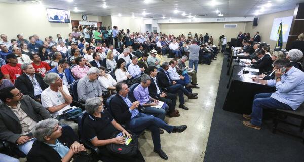 Lei de uso e proteção do Pantanal também é discutida em Cuiabá