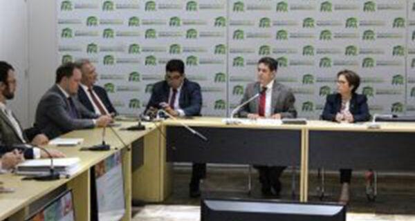 Garantir segurança jurídica é assegurar produção com preservação, afirma ministro