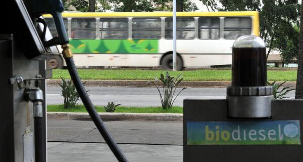Testes confirmam eficiência do diesel com 10% de biodiesel