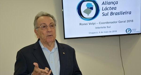 Presidente da CNA debate os desafios para o mercado exportador de lácteos