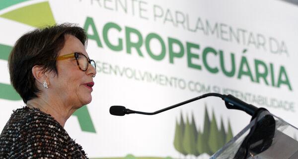 Relatório sobre defensivos agrícolas pode ser votado na próxima semana