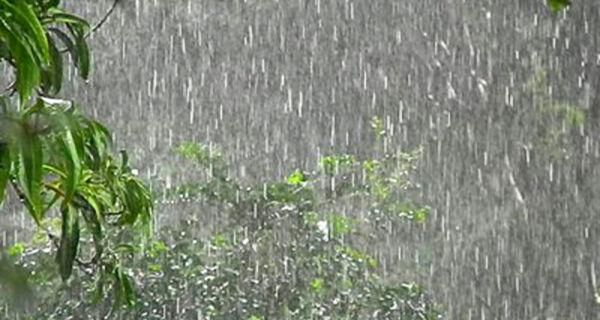 Chuvas retornam nesta quarta-feira e derrubam temperatura em todo Estado