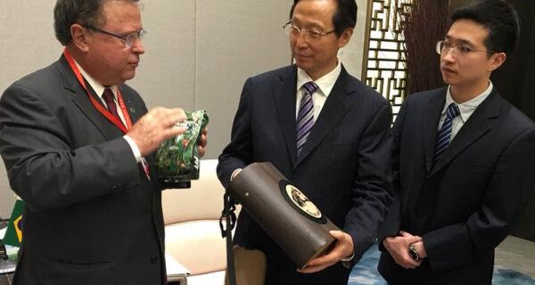 Biotecnologia entra na pauta de negociações com a China