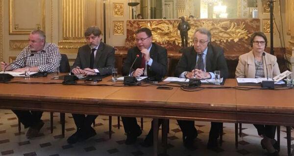 Em Paris, Maggi destaca avanços do agro brasileiro e o respeito ao meio ambiente