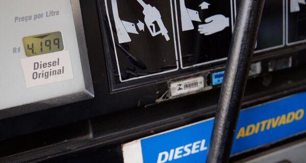 Governador entrega nesta terça-feira projeto de lei que reduz alíquota do diesel