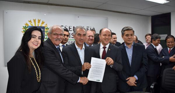 A pedido do setor produtivo, Assembleia Legislativa aprova redução do ICMS do diesel