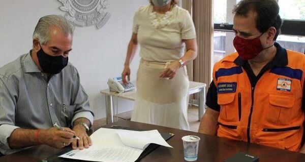 União homologa situação de emergência em MS e combate às queimadas terá reforço