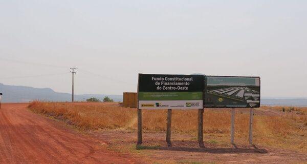 Governo vai investir R$ 3 milhões para asfaltar acesso à mais moderna granja de suínos de MS