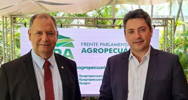 Deputado federal Sérgio Souza é eleito presidente da Bancada Ruralista no Congresso