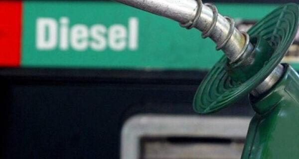 Petrobras aumenta preço do diesel a partir desta quarta-feira