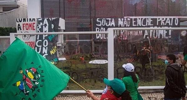 'Vandalismo deve ser punido', diz FPA sobre depredação na Aprosoja