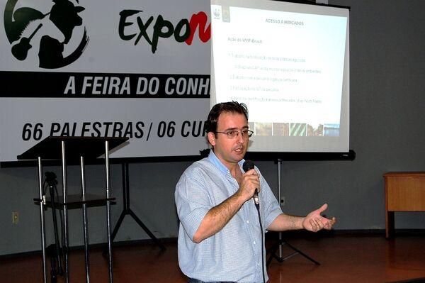 Pecuária sustentável é tema de palestras na Expo MS