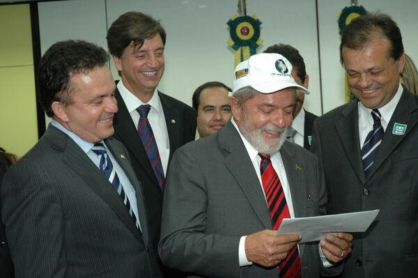 Presidente Lula e Dilma Rousseff confirmam presença na Expogrande