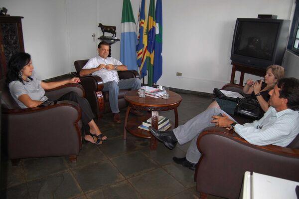 Em 60 dias, Iagro inaugura agência dentro do Parque de Exposições Laucídio Coelho