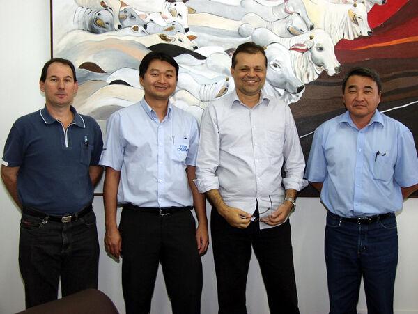 Camva confirma participação na II Expo MS